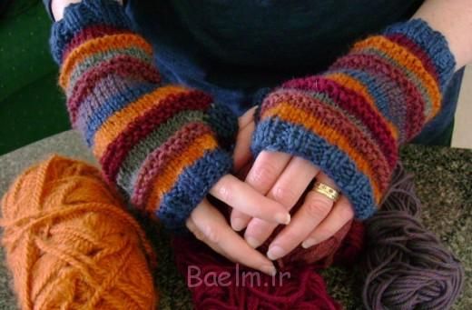 fingerless mittens knitting pattern ideas (3)
