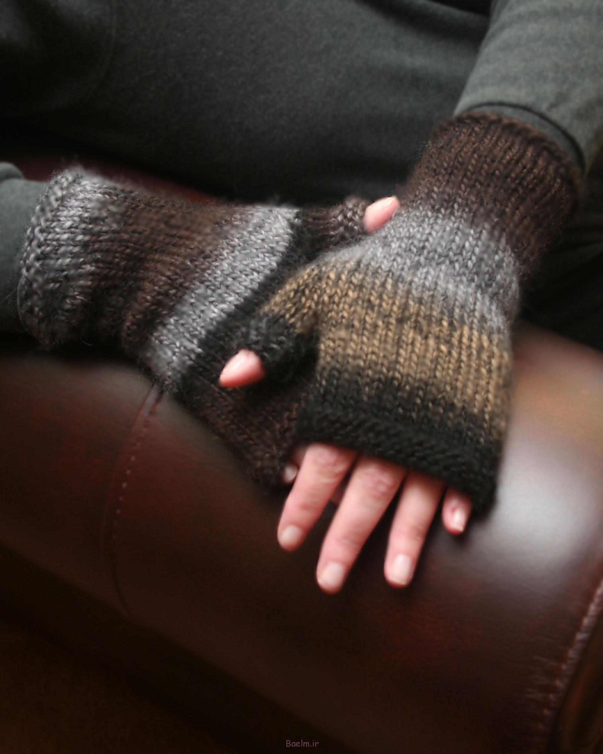 fingerless mittens knitting pattern ideas (6)