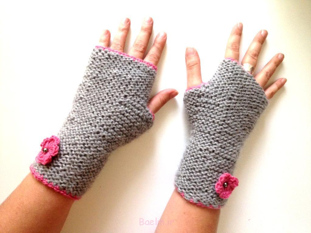 fingerless mittens knitting pattern ideas (8)