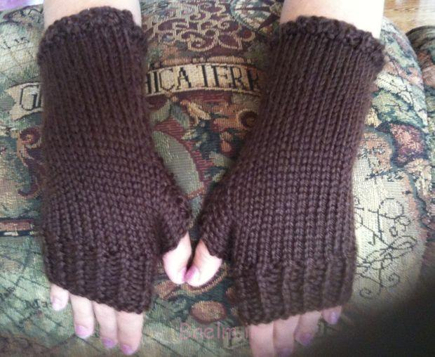 fingerless mittens knitting pattern ideas (9)