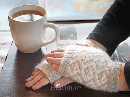 fingerless mittens knitting pattern ideas
