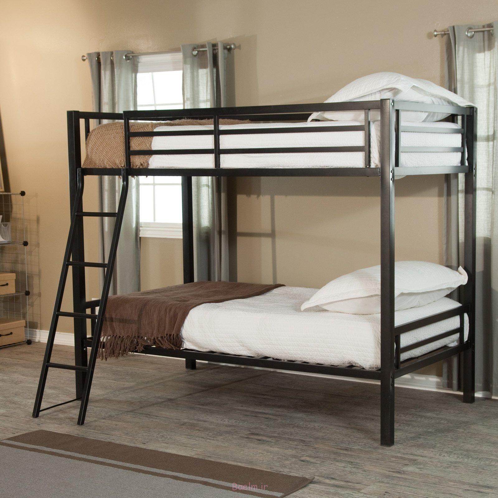 رسمی فلزی تخت تختخواب سفری برای کودکان و نوجوانان 2014 ایده