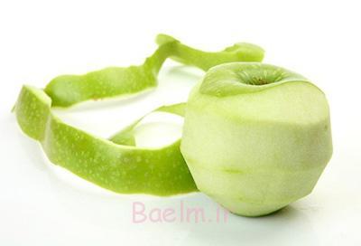 تنظیم فشار خون, خواص پوست میوه ها