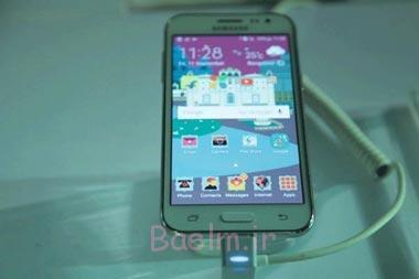 گوشی Samsung Galaxy J2,مشخصات اسمارت فون Samsung Galaxy ,اسمارت فون Galaxy J2 سامسونگ
