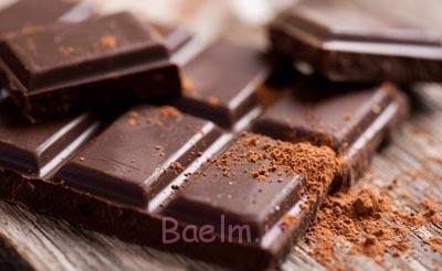 شکلات,تاثیر شکلات در خلق و خوی زنان,فواید شکلات در خانم ها