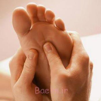 ماساژ پا,ارتباط ماساژ پا و سلامتی بدن,نحوه ماساژ پا