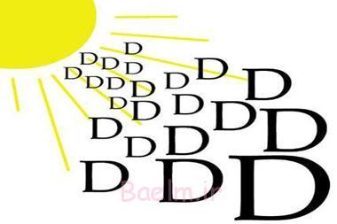 کمبود ویتامین D,علائم کمبود ویتامین D,عوارض کمبود ویتامین D در بدن