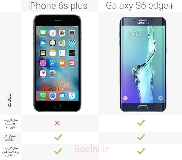 iPhone 6splus vs samsung galaxy s6 edge plus 10