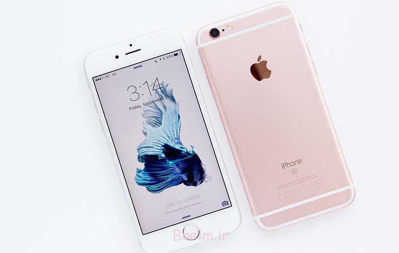 رزگلد ، محبوبترین رنگ آیفون 6s