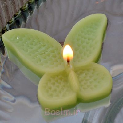 latest style of Floating Butterflies candles