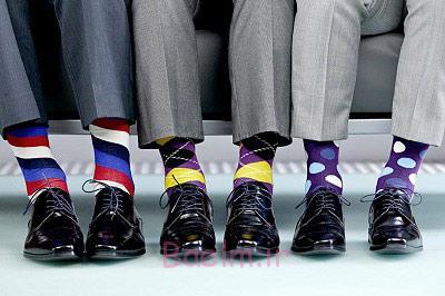 بهترین رنگ برای انتخاب جوراب,بهترین رنگ شلوار و جوراب