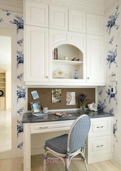 طراحی فضاهای داخلی,ست کردن رنگ در دکوراسیون منزل