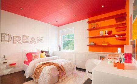 تکنیک های تغییر رنگ اتاق خواب, اصول رنگ آمیزی اتاق خواب