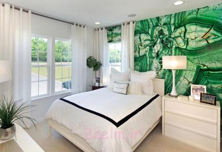 نحوه تغییر رنگ اتاق خواب, دکوراسیون تغییر رنگ اتاق خواب