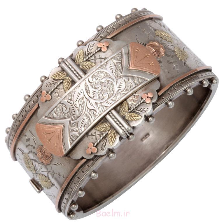 ایده های جدید دستبند کاف 2014 برای دختران