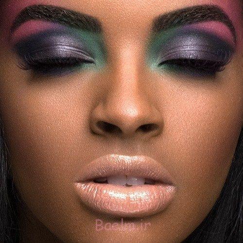 night makeup for medium dark skin (11)