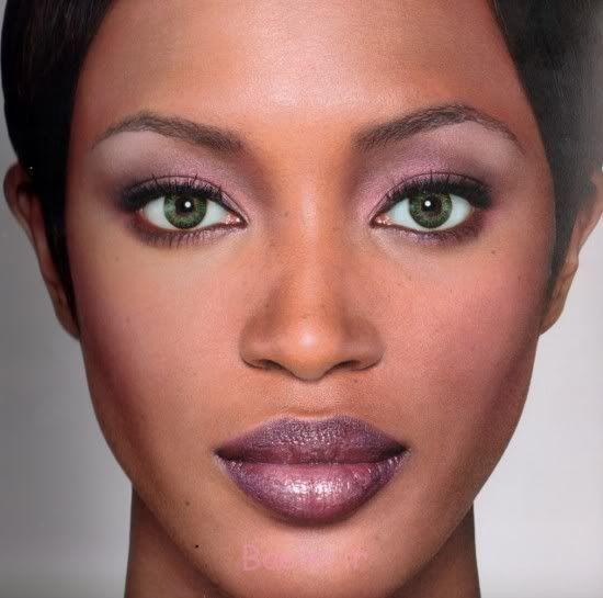 آرایش و زیبایی | عکسهایی از آرایش پوست برنزه برای مهمانی های خودمانی