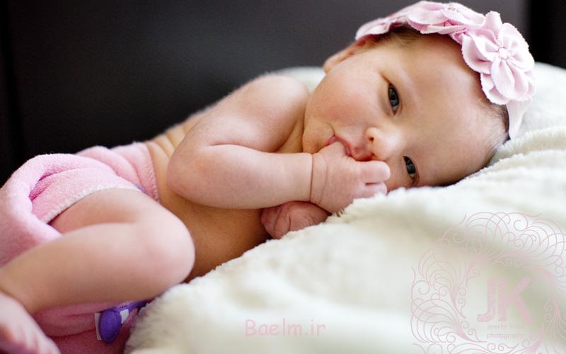 pure newborn sweetness photo