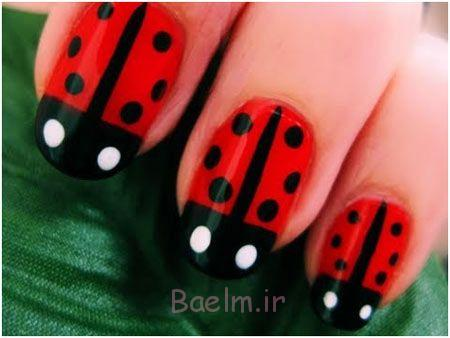 http://trendymods.com/wp-content/uploads/2014/10/red-and-black-animal-nail-art.jpg