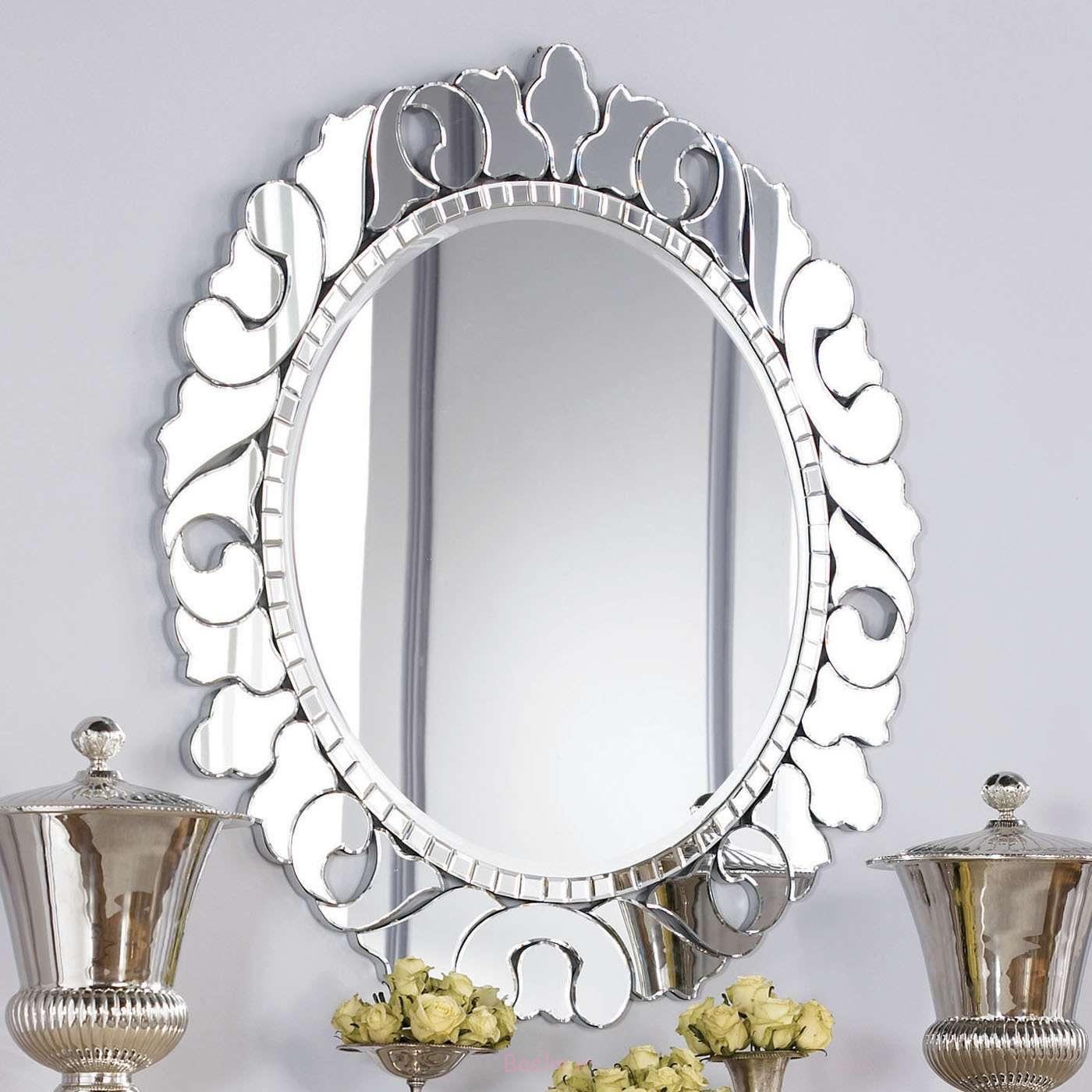 1 stylish Beautiful Decorative Mirrors