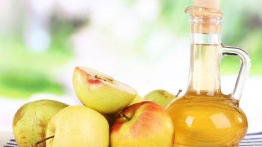 اندرمعجزات سرکه سیب در زندگی