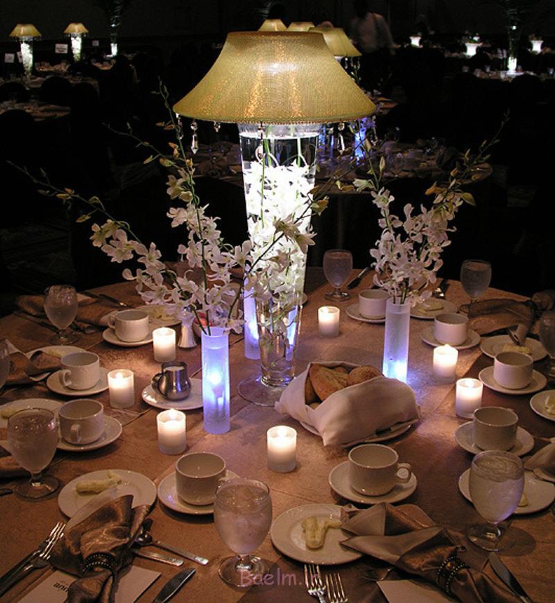 دکوراسیون عروسی مدرن، طراحی مدرن، دکور عروسی