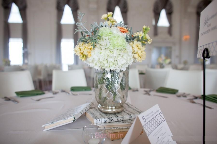 2014 گلدان شیشه ای منحصر به فرد محور عروسی (4)