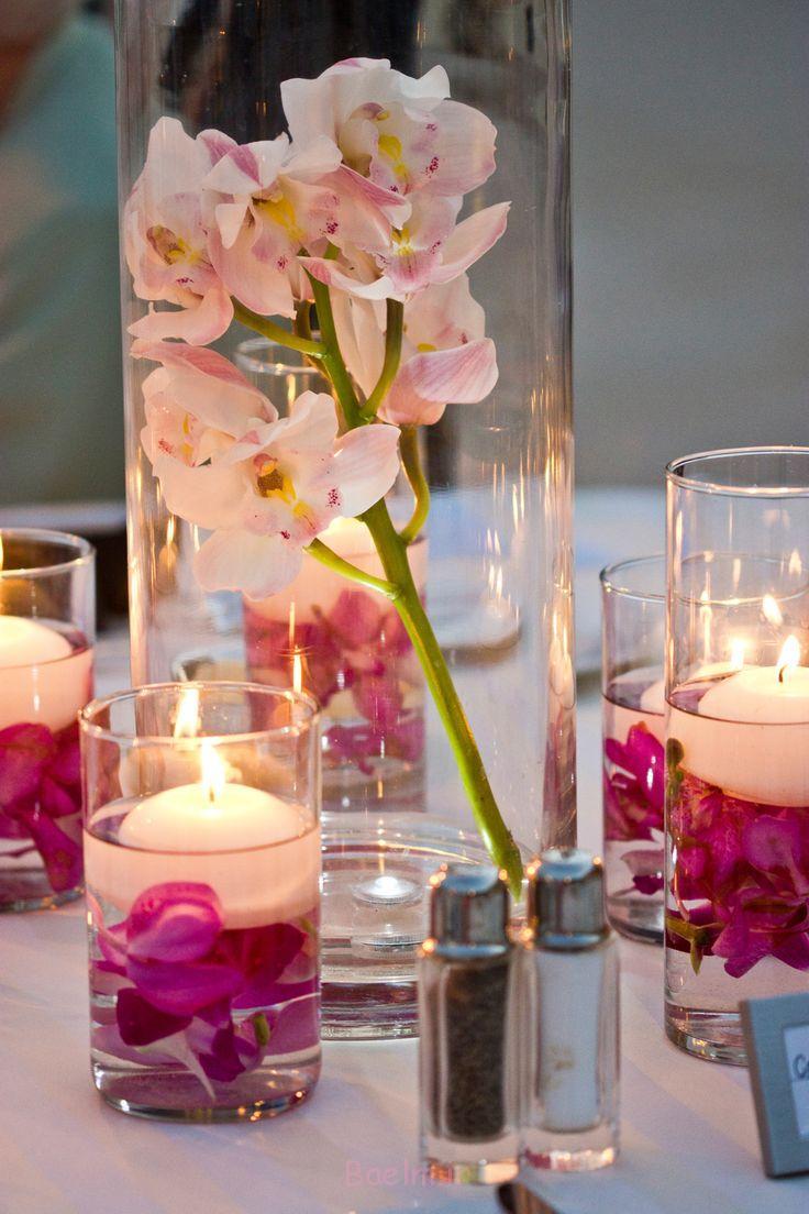 2014 گلدان شیشه ای منحصر به فرد محور عروسی (6)