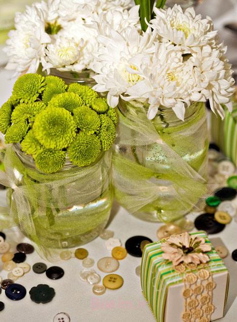 2014 گلدان شیشه ای منحصر به فرد محور عروسی (9)