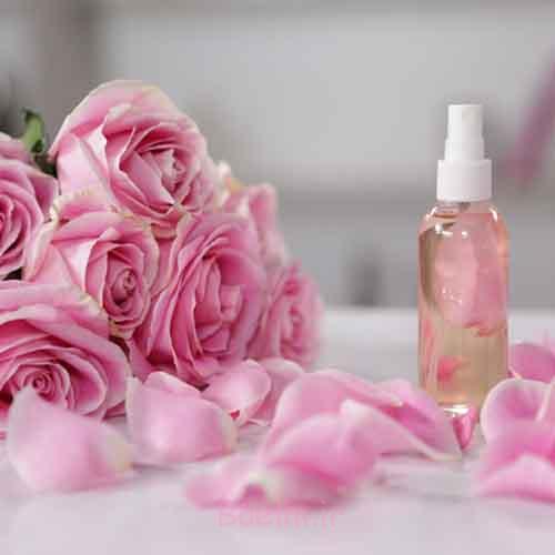 خواص گلاب و زیبایی پوست