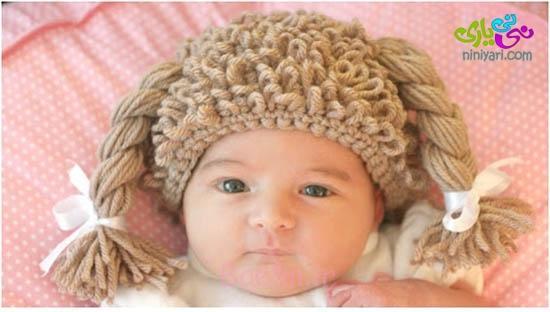 مدل بافتنی کودک