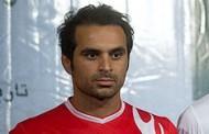 کاپیتان تیم پرسپولیس ، هادی نوروزی به دلیل سکته قلبی در گذشت
