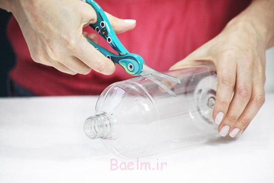 پلاستیک، بطری، Vases04