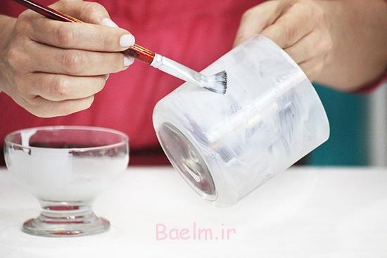 پلاستیک، بطری، Vases05