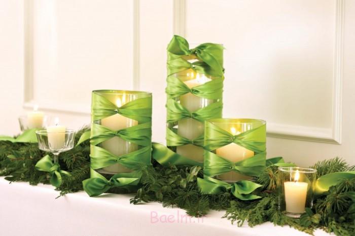 Unique candle stands