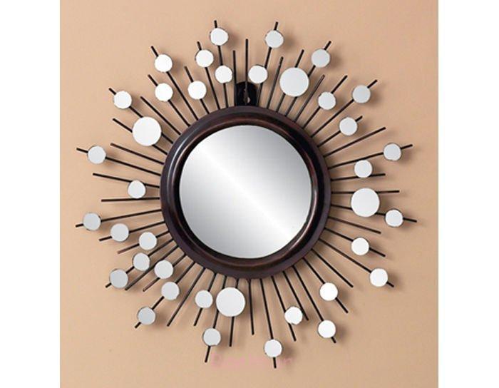 Unique mirror Decoration
