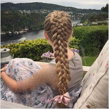 مدل موهای ساده و زیبا
