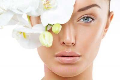 شفاف کننده پوست