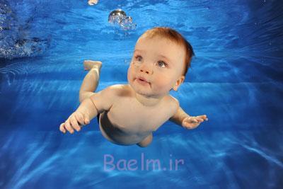 آموزش شنای کودکان