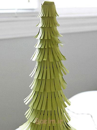 کاردستی,کاردستی درخت کریسمس