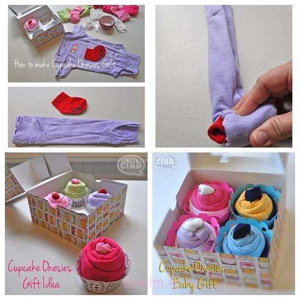 هدیه نوعی کیک کوچک برای کودک F