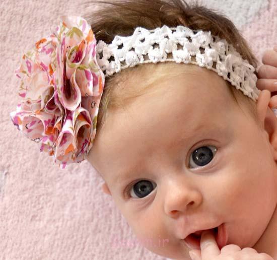 هدبند نوزاد