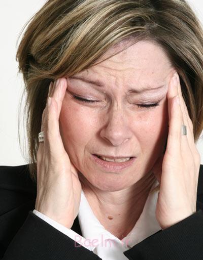 سردردهای میگرنی,قاعدگی,علت سردردهای میگرنی در زمان قاعدگی