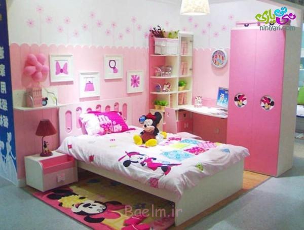 تزیین دکوراسیون اتاق کودک, مدل دکوراسیون اتاق کودک, جدیدترین دکوراسیون اتاق کودک,