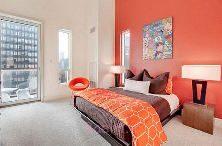 دکوراسیون پاییزی نارنجی,دکوراسیون پاییزی