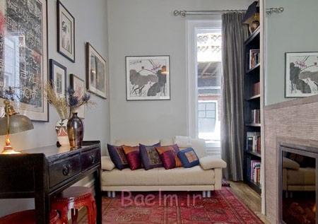 چیدمان خانه با فرش,بهترین انتخاب فرش های ایرانی
