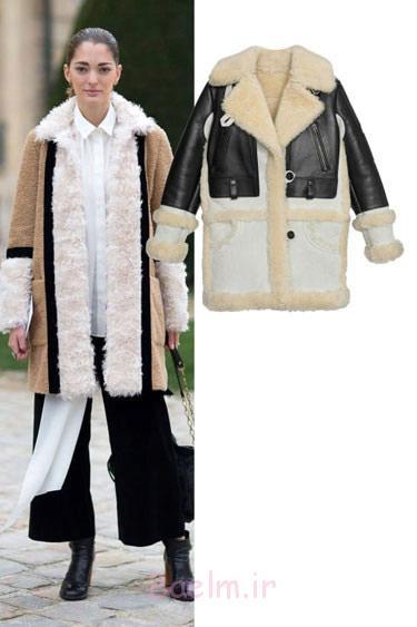 مدل لباس پاییزی,مدل لباس پاییزی برند کوچ