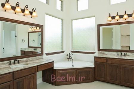 شیک ترین مدل حمام, دکوراسیون سرویس بهداشتی