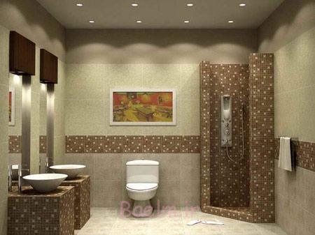 دکوراسیون سرویس بهداشتی و حمام, دکوراسیون حمام و سرویس بهداشتی