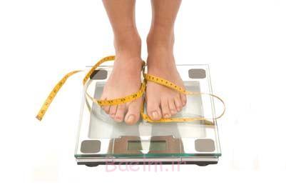 روشهای ساده برای کم کردن وزن